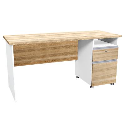 โต๊ะทำงาน 1.50 ม. พร้อมลิ้นชักขวา NDK-1502