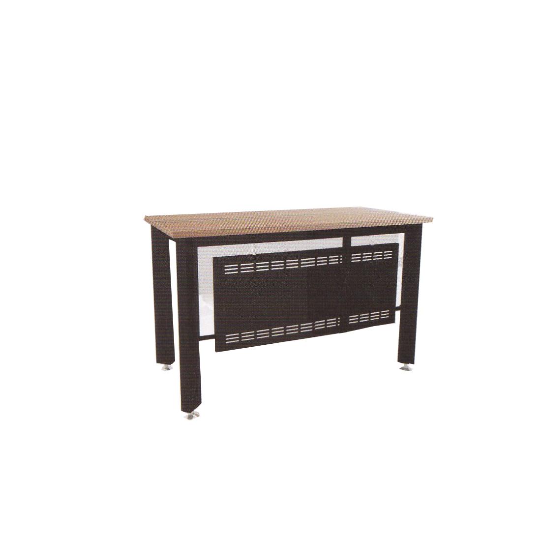 โต๊ะทำงานโล่ง 1.50 ม. BDK-P1560