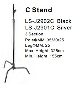 Lighting Stands&Background LS-J2901C