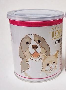 นมผงแอค-ซายน์ กระป๋องละ 250 กรัม