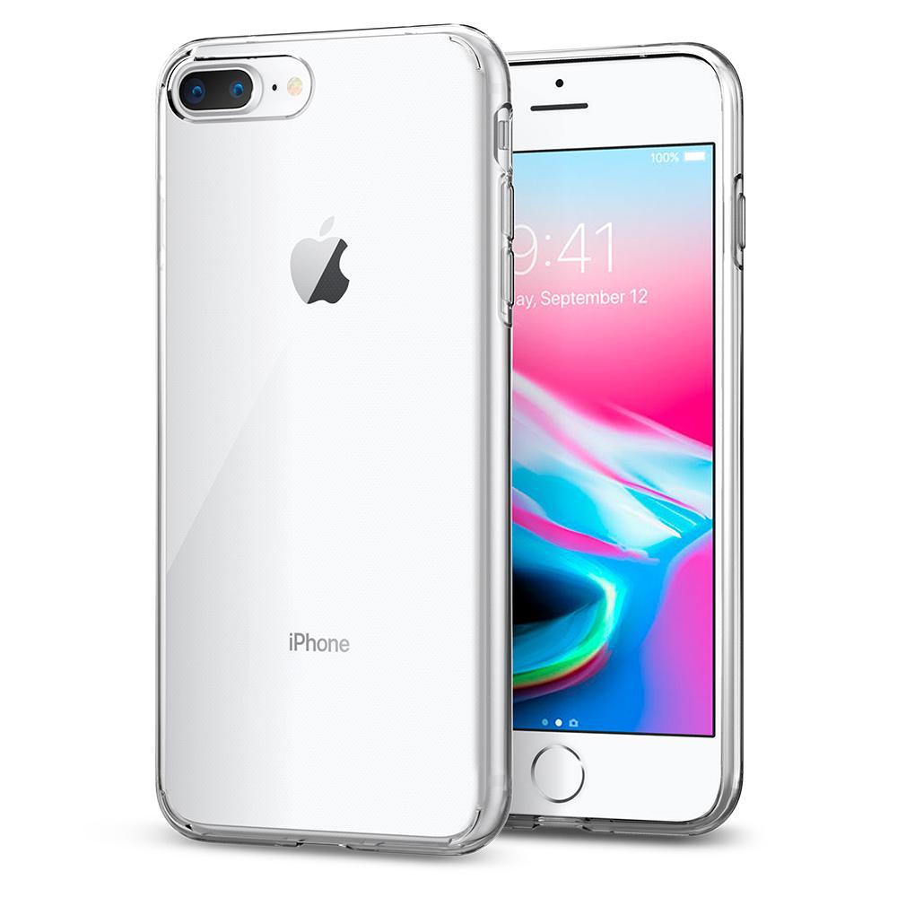 เคสใส SPIGEN Liquid Crystal iPhone 8 Plus / 7 Plus