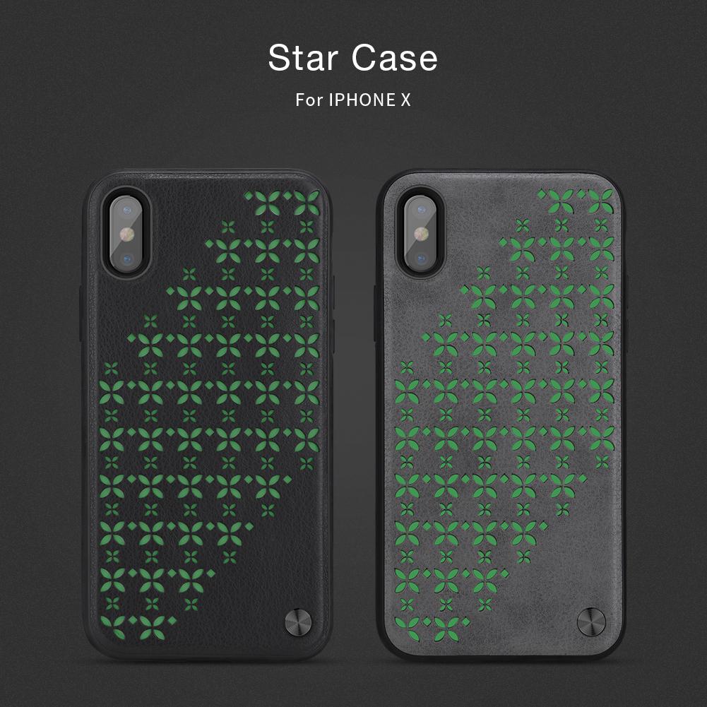 เคส NILLKIN Star Case iPhone X