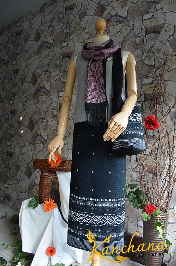 ผ้าถุง+ย่าม