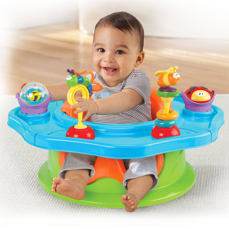 เก้าอี้ทานอาหาร Summer Infant® 3-in-1 Activity and Booster SuperSeat
