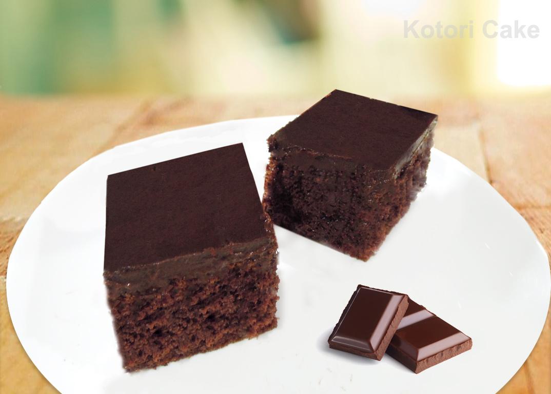 เค้กช็อกโกแลตมินิ