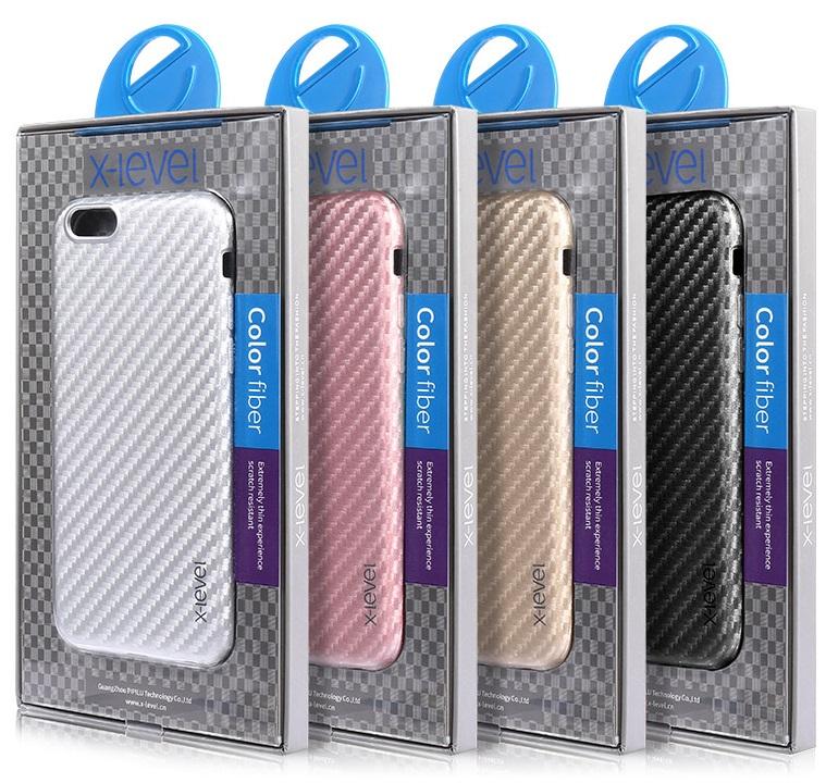 X-Level Colorfiber (เคส iPhone 6 Plus / 6S Plus)