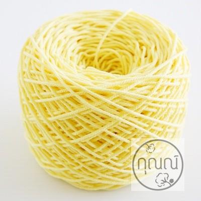 R#08 - เชือกฟอกสีเหลืองอ่อน