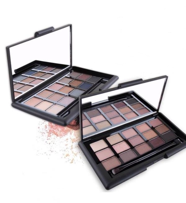 Mei Linda Color Block Eye Shadow Palette