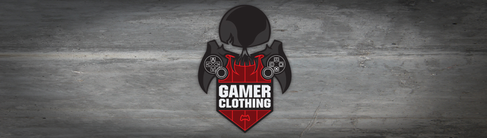 GAMER CLOTHING