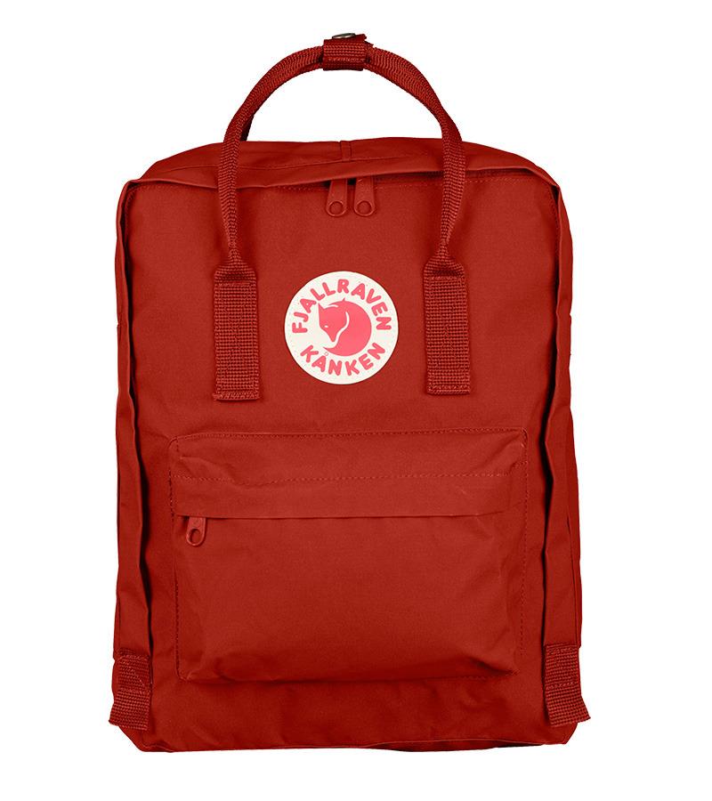 กระเป๋าเป้ Fjallraven Kanken Classic สี แดง Deep Red พร้อมส่ง