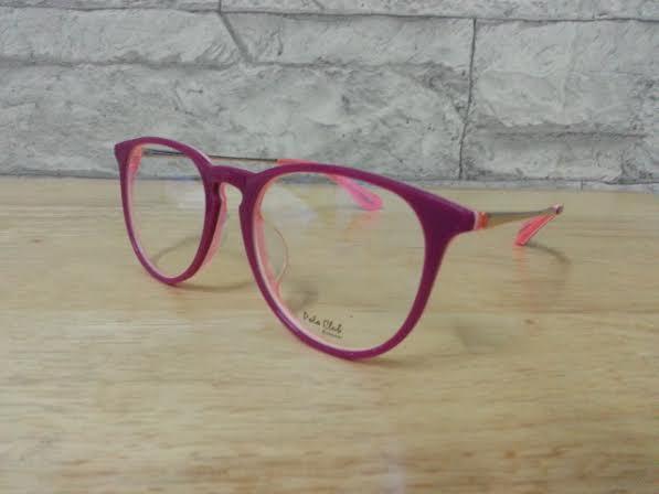 POLO club pc 5545 กรอบแว่นตาพร้อมเลนส์ มัลติโค๊ตHOYA ป้องกันรังสีคอม