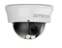 กล้อง HD-TVI 1080P กันกระแทก ปรับเลนส์ได้ 2.8-12mm. AVTECH รุ่น AVT532