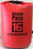 กระเป๋ากันน้ำ Ocean Pack 16L-สีแดง