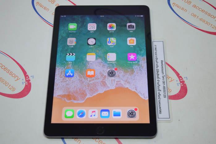 ขาย iPad (5th generation) 2017 Wifi 32GB TH Silver เครื่องสวย ประกันยาว ราคาคุ้มสุด