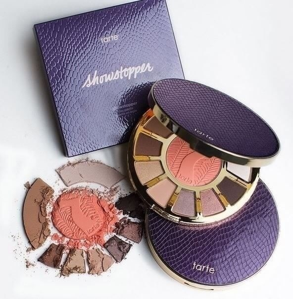 #Tarte Showstopper Clay Palette