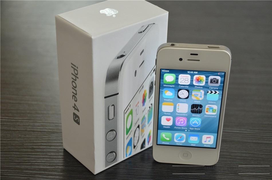 Apple iPhone4s 32GB - White