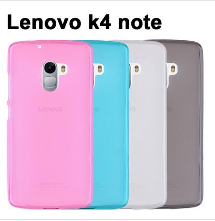 case lenovo k4 note เคสนิ่ม tpu มีให้เลือก4สี