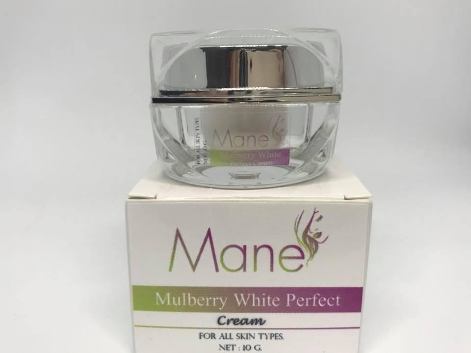 Mulberry White Perfact Cream