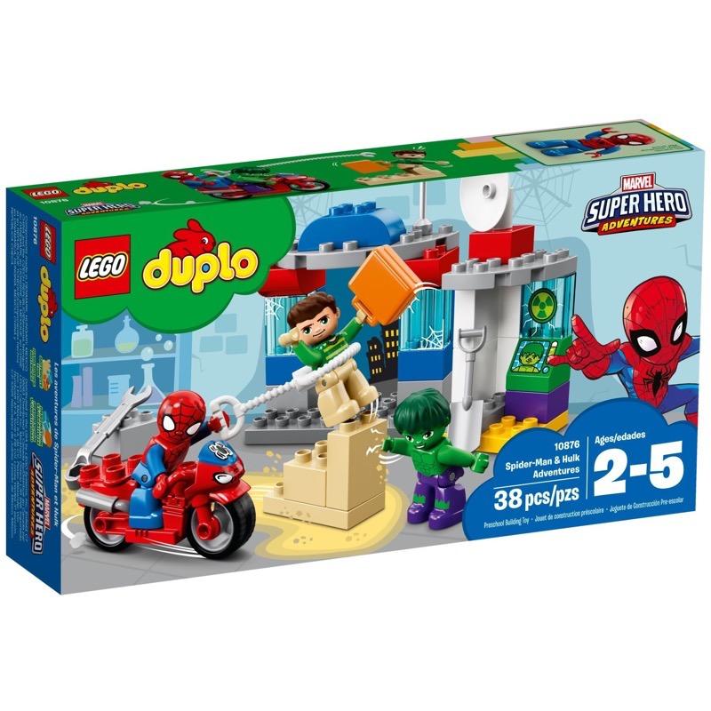 LEGO Duplo 10876 เลโก้ Spider-Man & Hulk Adventures
