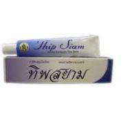 ยาสีฟันทิพสยาม (เล็ก 40กรัม) ต้นฉบับยาสีฟันสมุนไพรไทย ผสมสารสกัดจาก สมุนไพรธรรมชาติ