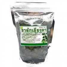 ชาผักเชียงดา100% (20 กรัม) หรือผักจินดา ชาดาวอินคา ชาสมุนไพรลดเบาหวาน ราชินีของผักพื้นบ้าน