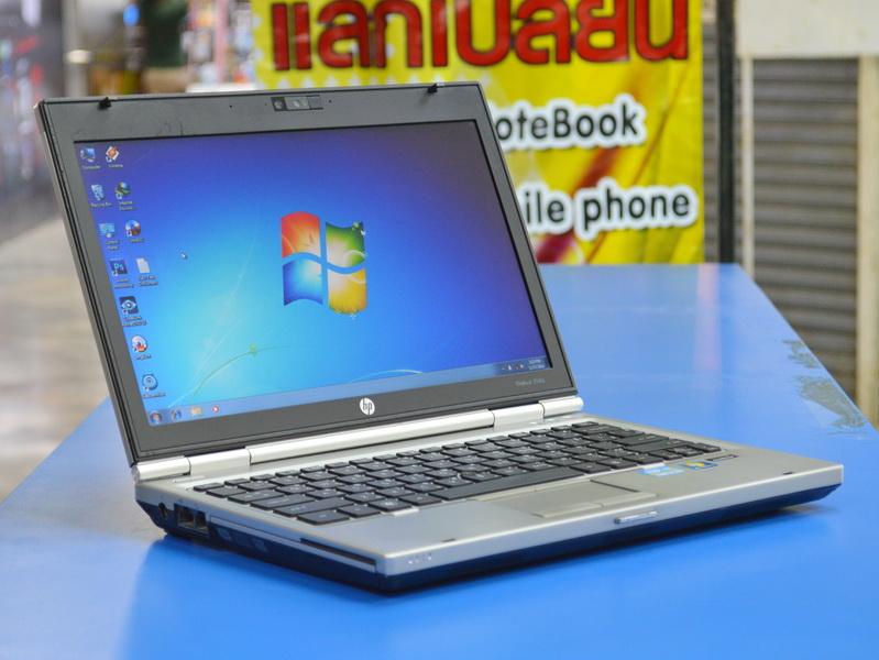 HP EliteBook 2560P Core i5-2520M , สภาพสวย วัสดุเยี่ยม แรงเล็กน่าใช้งาน จัดไป 9,900