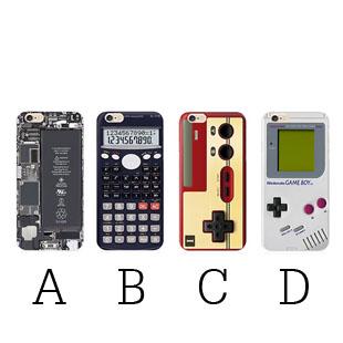 เคสยาง - ลายแนวๆ ไอโฟน(เปิดหลัง) เกมบอย จอยเกม Pepsi เบียร์ - เคส iPhone 5/5S/SE