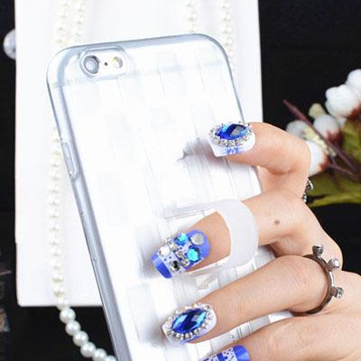 เคสลาย (เคสยาง) - iPhone5