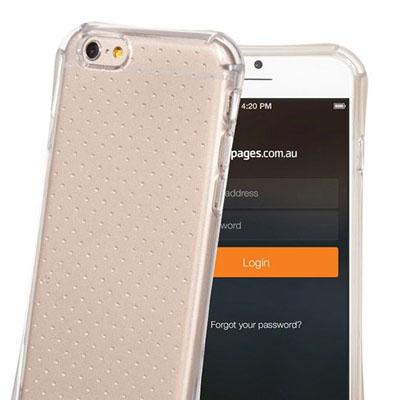 เคสมุมกันกระแทก ( เคสยางหนา ) - iPhone6 Plus / 6S Plus