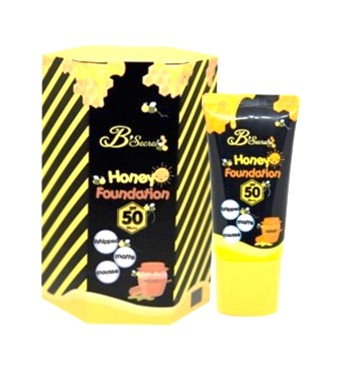B'secret Honey Foundation W2M [VIP 220 บาท]