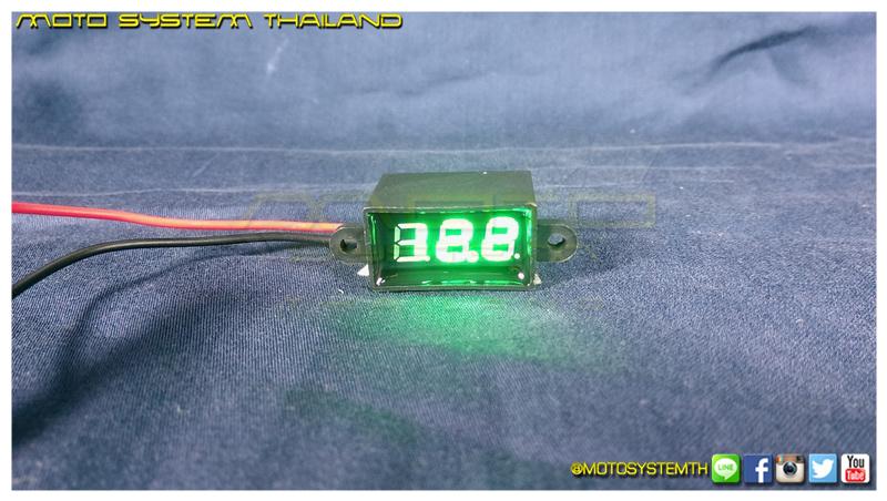 Mini-V Waterproof [GREEN]