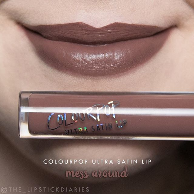 Colourpop Ultra Satin สี Mess Around
