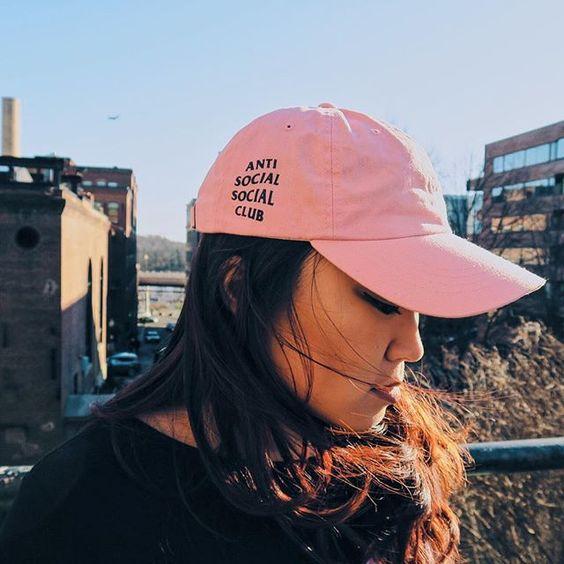 หมวก Anti Social Social Club