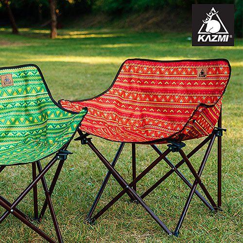 เก้าอี้พับ Sensitive 390 Chair #Red