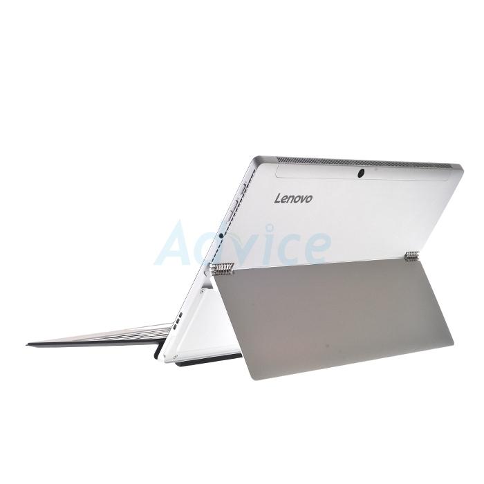 Notebook Lenovo MIIX 510-80U100HQTA (Silver) ไม่แถมกระเป๋า