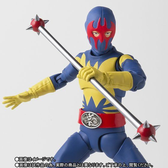 เปิดจอง S.H. Figuarts Gel Shocker Combatman TamashiWeb Exclusive (มัดจำ 500 บาท)