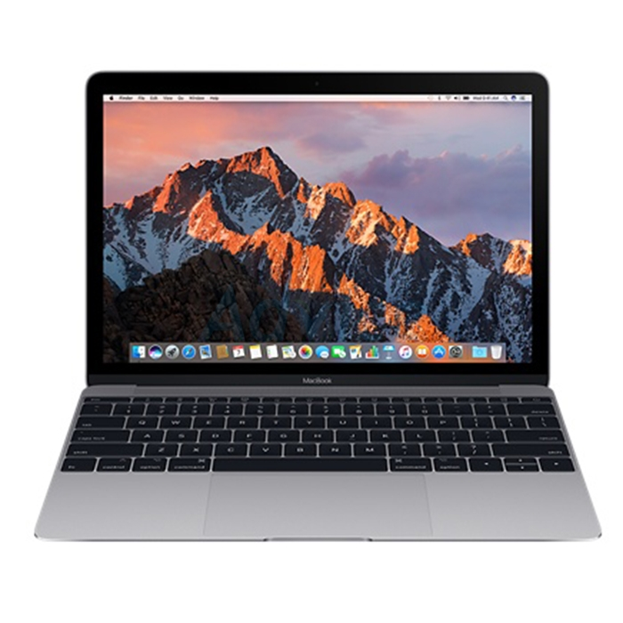 Notebook APPLE MacBook 12'' (MNYG2TH/A) Space Gray