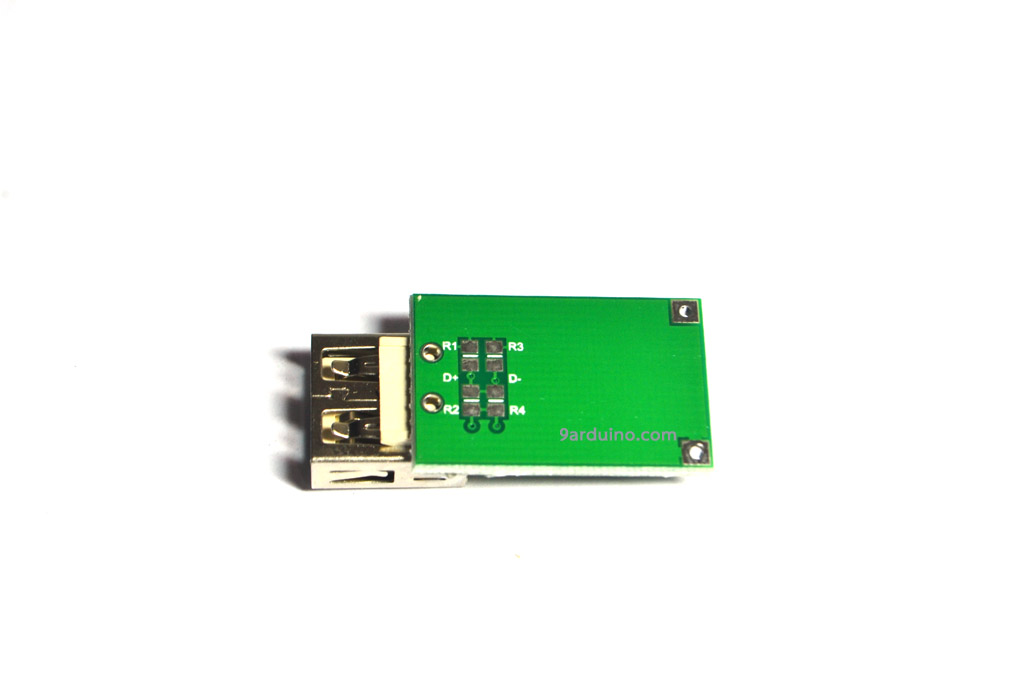 USB Charger DC Converter Step Up Module 0.9-5V To 5V 500mA