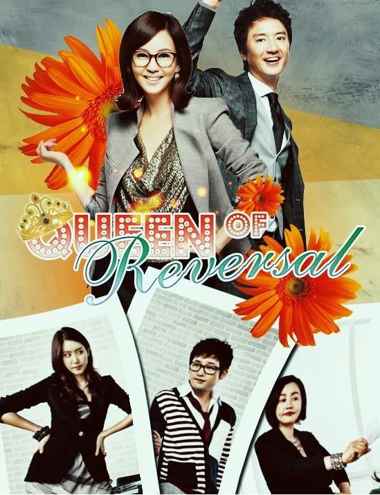 Queen of Reversals ภรรยา..ขอกลับมาใหญ่ 8 แผ่น DVD พากย์ไทย