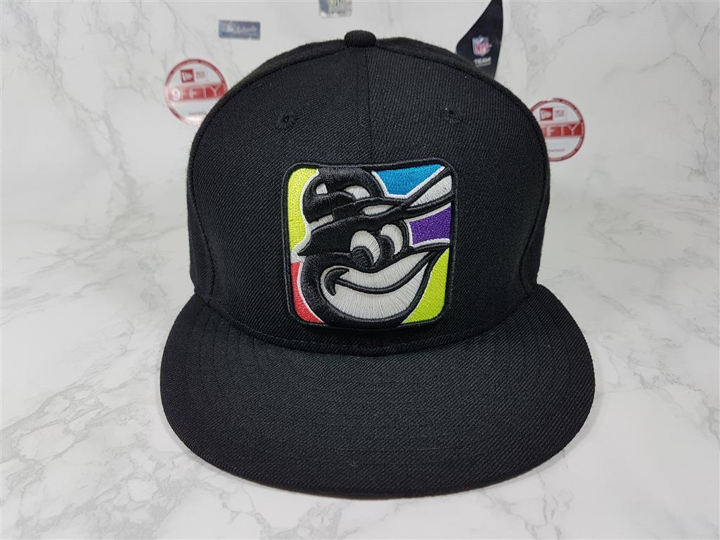 New Era MLB ทีม Baltimore Orioles ไซส์ 7 3/8 วัดได้ 59cm