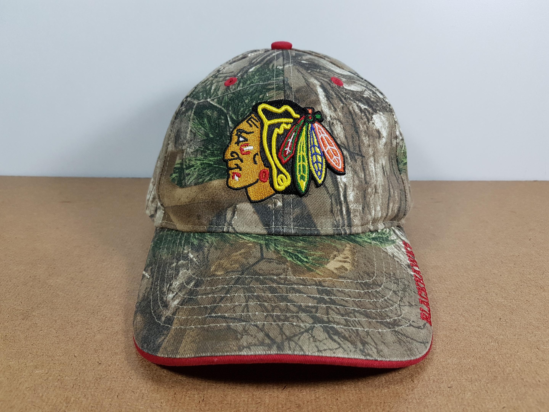 47Brand Chicago Blackhawk NHL ฟรีไซส์ ตีนตุ๊กแก 55-58cm
