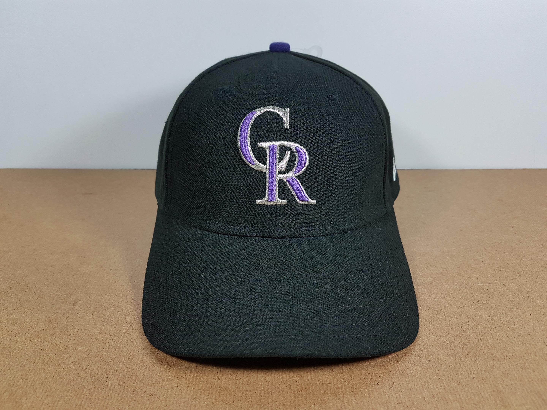 New Era MLB ทีม Colorado Rockies ฟรีไซส์ Snapback 56-59.6cm