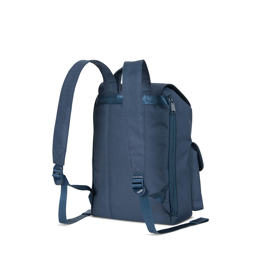 Herschel Dawson Backpack | XS - Navy / Tan - ด้านหลัง