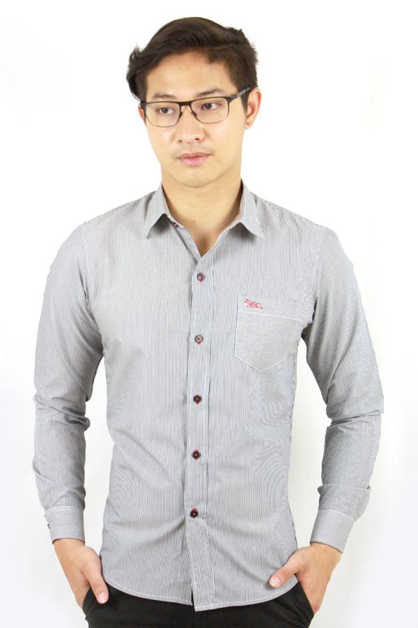 เสื้อเชิ้ตแขนยาว ชาย NANAPA Shirts NA-006