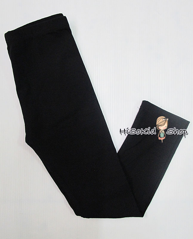 1176 H&M Legging - Black ขนาด ุ6-8,8-10,10-12 ปี