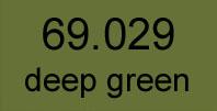 mecha vallejo 69. 029 deep green 17 ml.