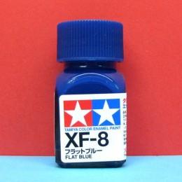 80308 Enamel (Flat) XF8 flat blue