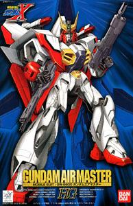 hg 1/100 GW-9800 Gundam Air Master (1/100)