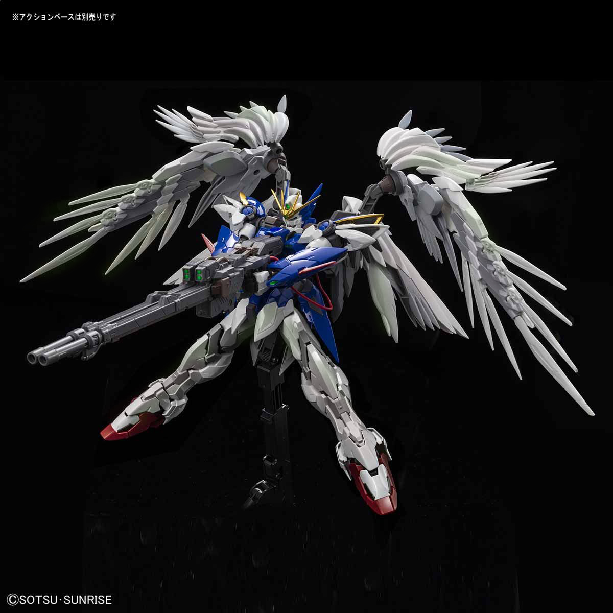 HI-RESOLUTION MODEL 1/100 WING GUNDAM ZERO EW [SPECIAL COATING]