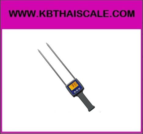 เครื่องวัดความชื้น เครื่องวัดความชื้นในผลผลิตการเกษตร มิเตอร์วัดความชื้น เครื่องวัดความชื้นในดิน Wood Moisture Meter for wood TK100W